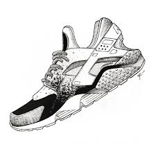 coloring pages for shoes google search coloring pages