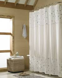bathroom navy shower curtain designer shower curtains elegant
