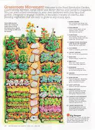garden layout bhg magazine u2026 pinteres u2026