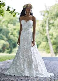 justin wedding dresses modern a line wedding dress kleinfeld bridal