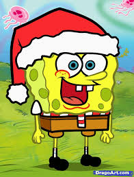 thanksgiving clipart spongebob pencil and in color thanksgiving