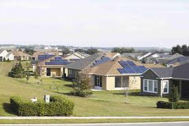solar panels on houses florida is one of five states that ban certain solar sales