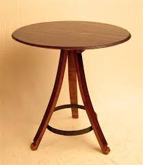 Barrel Bistro Table Cool Barrel Bistro Table With Best Wine Ideas Images On Whiskey