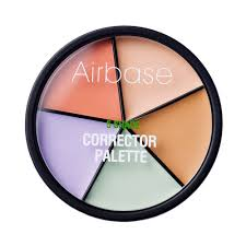 airbase make up corrector palette airbase high definition
