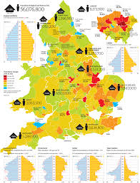 Liverpool England Map by 2011 Census Results How Many People Live In Your Local Authority