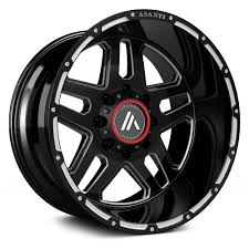 nissan pathfinder bolt pattern asanti off road ab809 wheels gloss black with milled accents rims