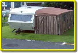 Second Hand Awnings For Caravans Bay Canvas Caravan Awnings And Canvas Awnings