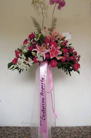 Tall Flower Arrangements Plant Stand Standing Flower Wedding Paper For Tall Floral