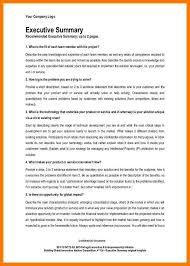 9 business summary template park attendant