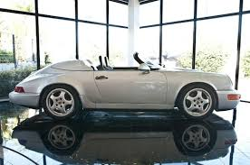 1994 porsche 911 speedster german cars for sale blog