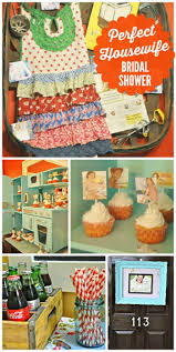 Retro Kitchen Decorating Ideas by 131 Best Retro Housewife Bridal Shower Images On Pinterest