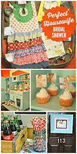 Retro Kitchen Decorating Ideas 131 Best Retro Housewife Bridal Shower Images On Pinterest