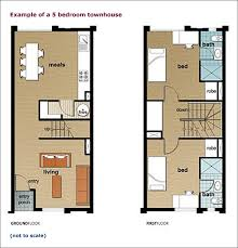 town house floor plans townhouse floor plans designs homes floor plans