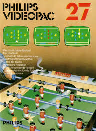 electronic table football game electronic table soccer 1980 odyssey 2 box cover art mobygames