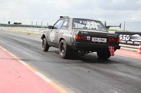 1983 toyota corolla ke70 1 4 mile trap speeds 0 60 dragtimes com