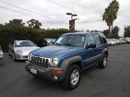 jeep liberty 2003 price sold 2003 jeep liberty sport in corona