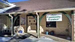 Apache Awning Alpine Community Center Rental