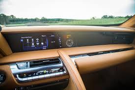 lexus minivan review 2018 lexus lc 500 canadian auto review