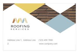 roofing contractor print template pack from serif
