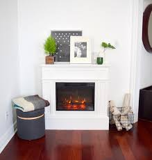 Homedepot Electric Fireplace by Decorating With An Electric Fireplace Northstory