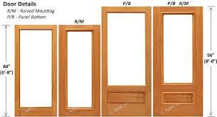 Standard Door Sizes Interior Catchy Standard Door Sizes Interior Photos In Combination Height