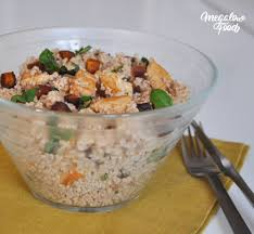 cuisiner la semoule couscous d épeautre complet au poulet et aux abricots secs