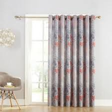 Where To Buy Outdoor Curtains Patio Door Curtain Panels Target