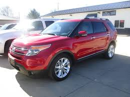 2012 Ford Exploer 2012 Ford Explorer For Sale In Jefferson Ia 50129