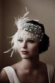 1920s hair accessories 42 best headbands images on hair accessories hair dos