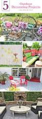 5 outdoor decorating projects using stencils stencil stories