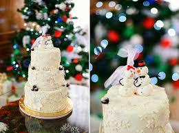 enchanting christmas wedding ideas