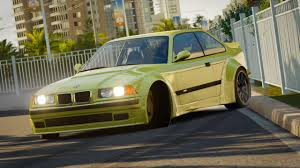 Bmw M3 1997 - full lock in the 1997 bmw m3 horizon edition i have a great drift