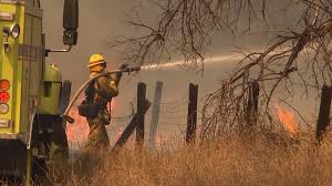 California Wildfire Dateline by Erratic Rocky Fire In California Continues To Grow Nbc News