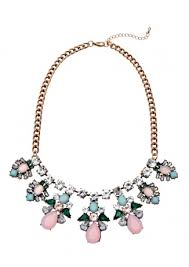coloured statement necklace images Joy statement necklace serenity blue happiness boutique jpg