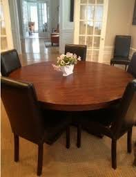 round dining room table with leaves foter