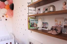 étagères chambre bébé etagere chambre enfant la de marilou babayaga magazine thoigian info