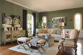 love this green paint color and also the light grey washed