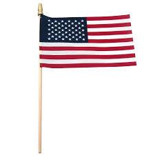 Flag Store Dallas U S Stick Flags 4x6