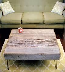 Rustic Side Table Furniture Barnwood Coffee Table For Inspiring Rustic Furniture