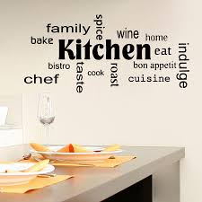 compare prices on kitchen quotes online shopping buy low price wall decal quote kitchen family spice decal dining room cafe vinyl decor china