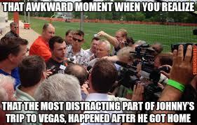 Johnny Football Meme - brownsmemes may 2014