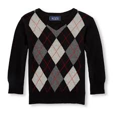toddler boys sleeve argyle sweater the children s place