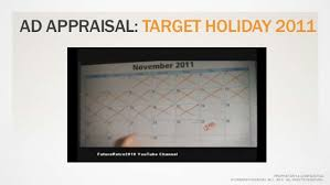 black friday 2011 target assessing black friday advertising campaigns