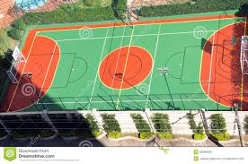 basketball court royalty free stock photos image 30698358