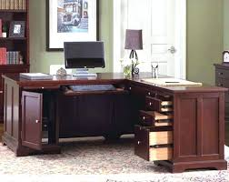 Office Depot Desk L Office Desk Office Depot Magellan Desk L Shaped Table With Hutch
