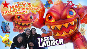thanksgiving parades 2014 skylanders balloon 2014 macys thanksgiving day parade test