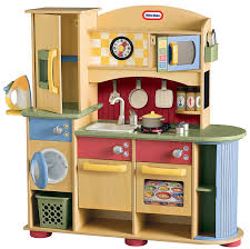 little tikes deluxe wooden kitchen and laundry center laundry