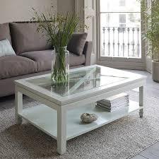 glass coffee table decor furniture breathtaking white wood coffee table ideas full hd