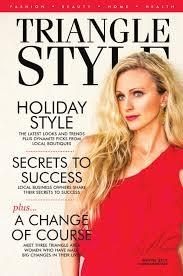 triangle style magazine winter 2012 by triangle style magazine issuu