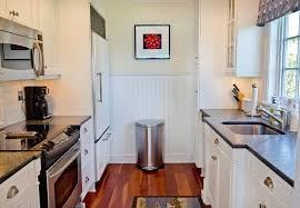 galley style kitchen ideas 4 decorating ideas how to make a galley kitchen look bigger